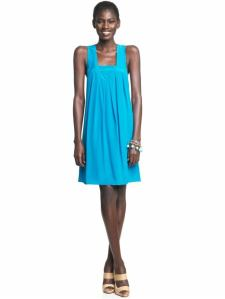 "Banana Republic ""Racerback dress"" - Sale Price: $59.99 (Org. $98)"